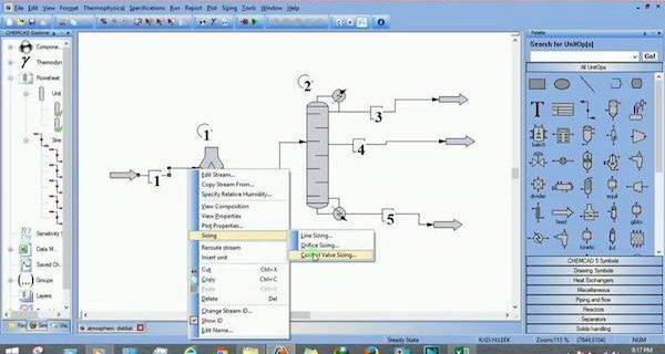 Process Simulation & Process Safety